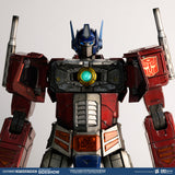 Optimus Prime Classic Edition Transformers Generation One - Collectible Figure by ThreeA - Collectors Row Inc.