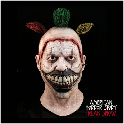 Twisty the Clown Deluxe Mask American Horror Story by Trick or Treat Studios