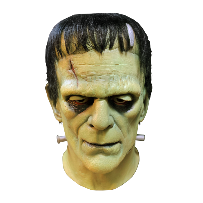 Frankenstein Boris Karloff Universal Monsters Mask