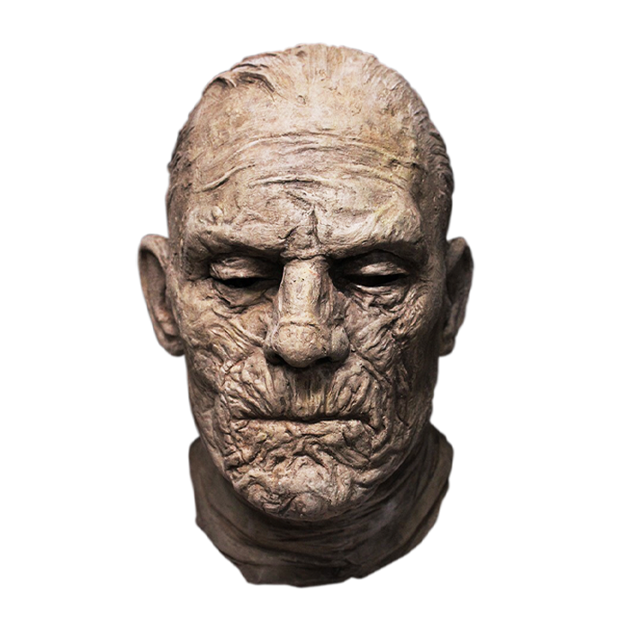 The Mummy Universal Classic Monsters Imhotep Mask