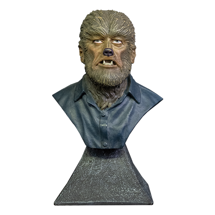 Chaney Entertainment The Wolfman Mini Bust