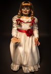 The Conjuring Annabelle One to One Scale Doll by Trick or Treat Studios - Collectors Row Inc.