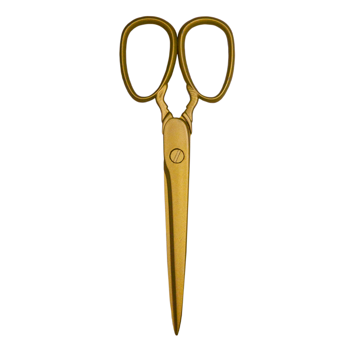 Jordan Peele - Us - Scissors Prop - Tethered Gold Killer - Collectors Row Inc.