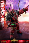 Hot Toys Venompool Marvel Contest of Champions Sixth Scale Figure - Collectors Row Inc.