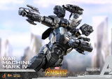 Hot Toys War Machine Mark IV DIECAST - Avengers: Infinity War - Movie Masterpiece Series - Sixth Scale Figure - Collectors Row Inc.