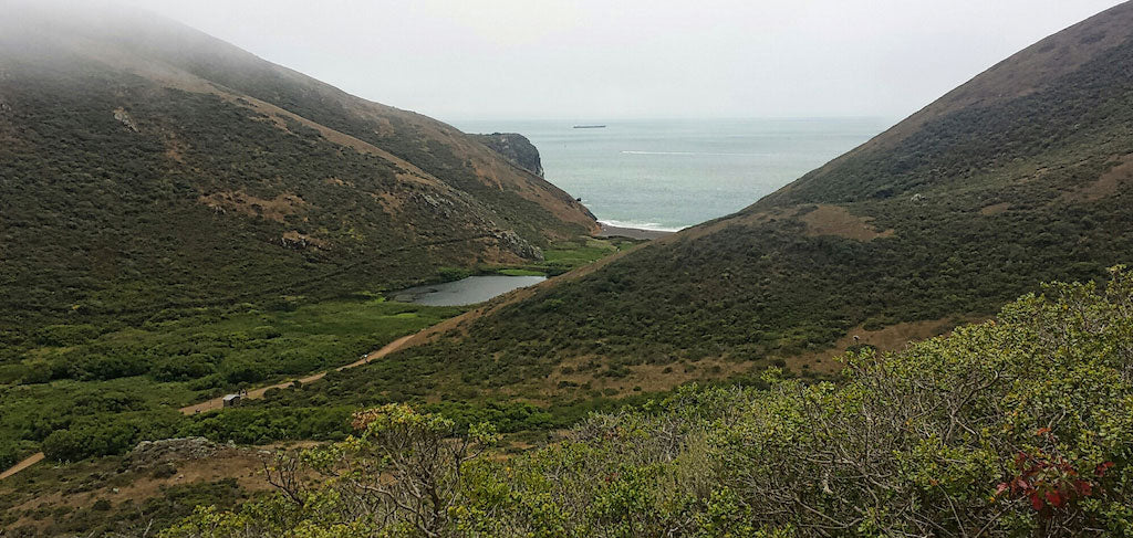 Tennessee Valley Trail - West Marin