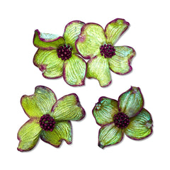 Dogwood Blossom Natural Pin