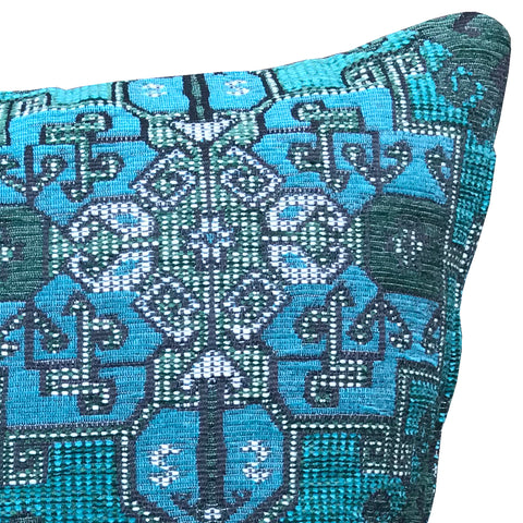 Tapestry Woven Pillow