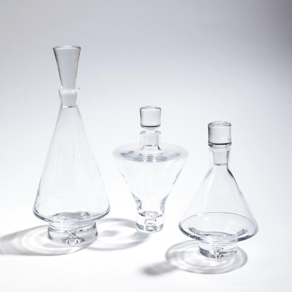 Brilliant Clear Decanters