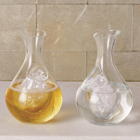 Chilling Decanter