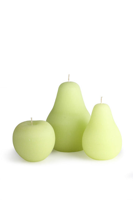 Large Pear Honeydew Candle