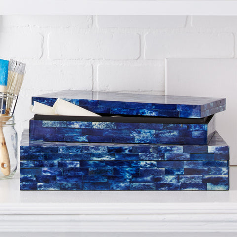 Lapis Tile Boxes