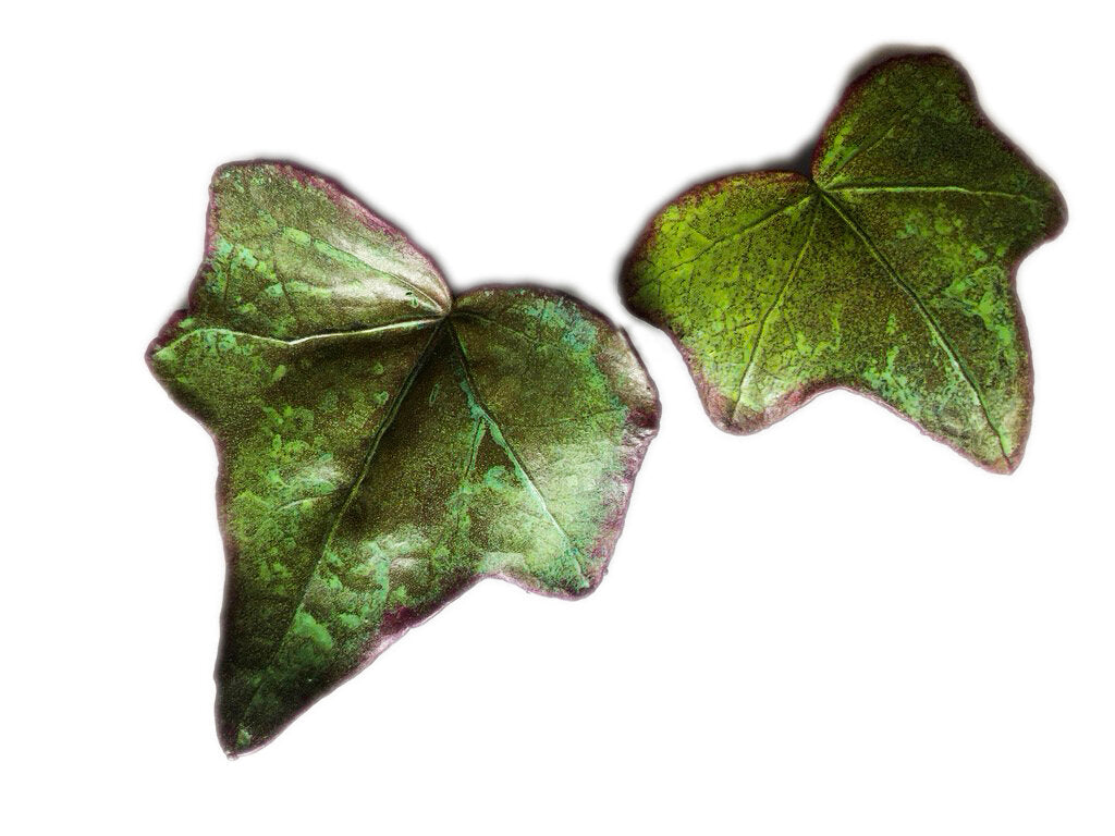 Ivy Leaf Natural Pins