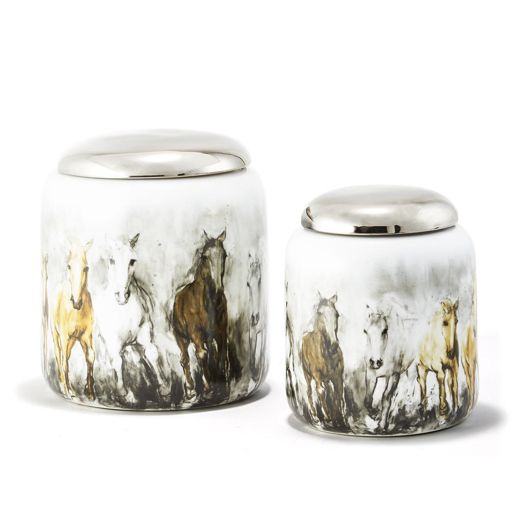Wild Horses Canisters