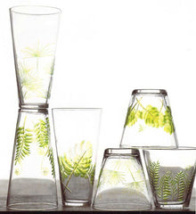 Fern & Frond Glasses