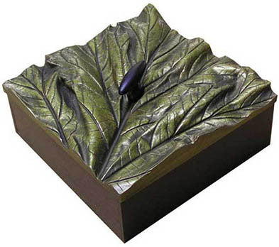 Acanthus Leaf Box