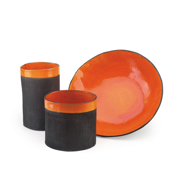 Orange Alam Ceramic Collection