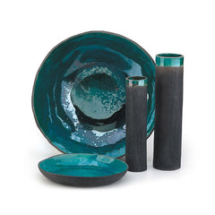 Turquoise Alam Ceramic Collection