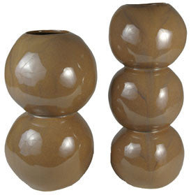 Double  & Triple Sphere Vases