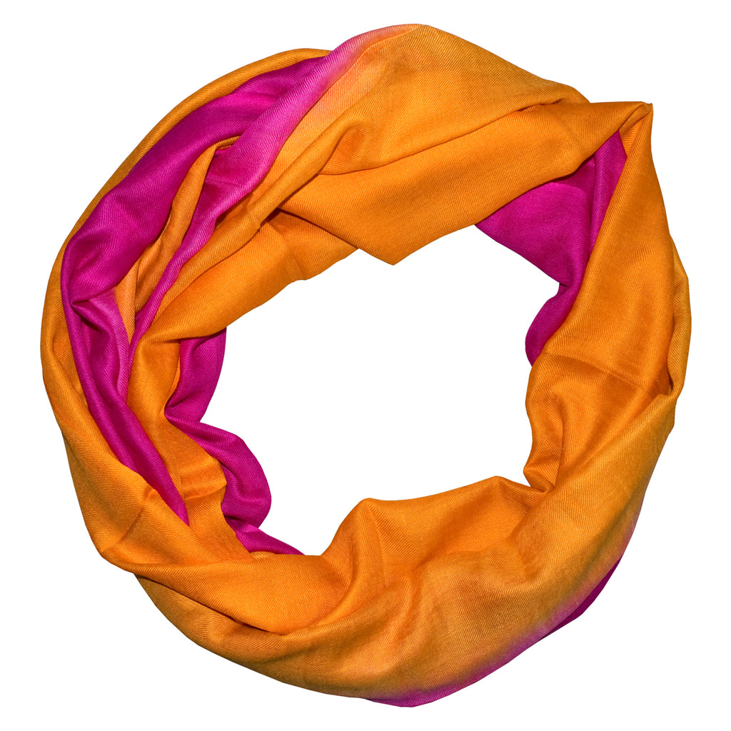 Sunset Ombre Scarf