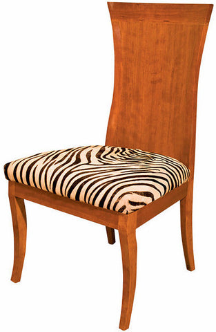 Apollo Wood Back Side Chair