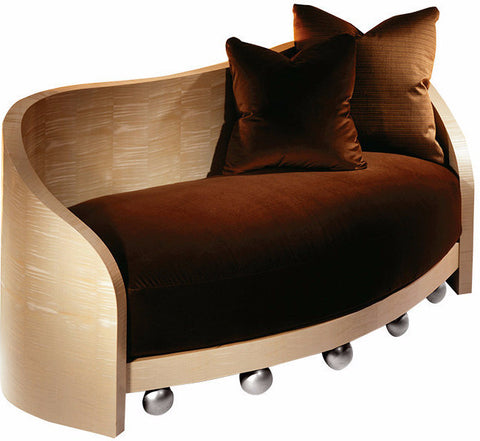 Wave Sofa (Wood)