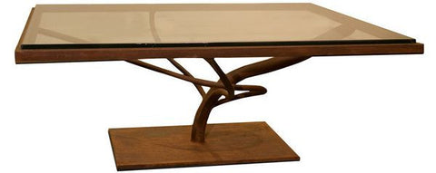 Rectangular Vine Cocktail Table