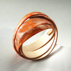 Embracelet - Lacewood Small
