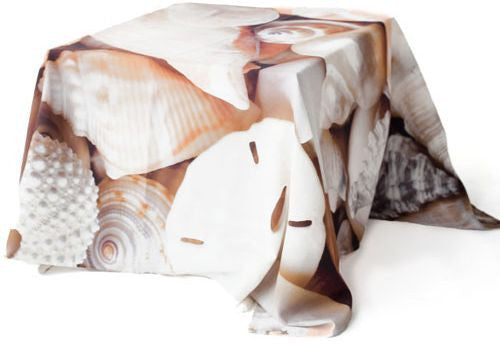 Shell Mix Tablecloth