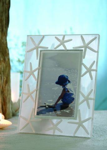 Starfish Photo Frame