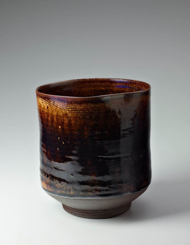 Alice Corning Stoneware Vessel
