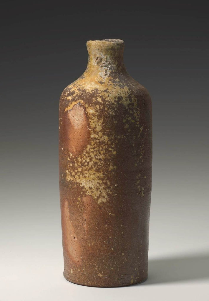 Alice Corning Wood Fired Stoneware Vase