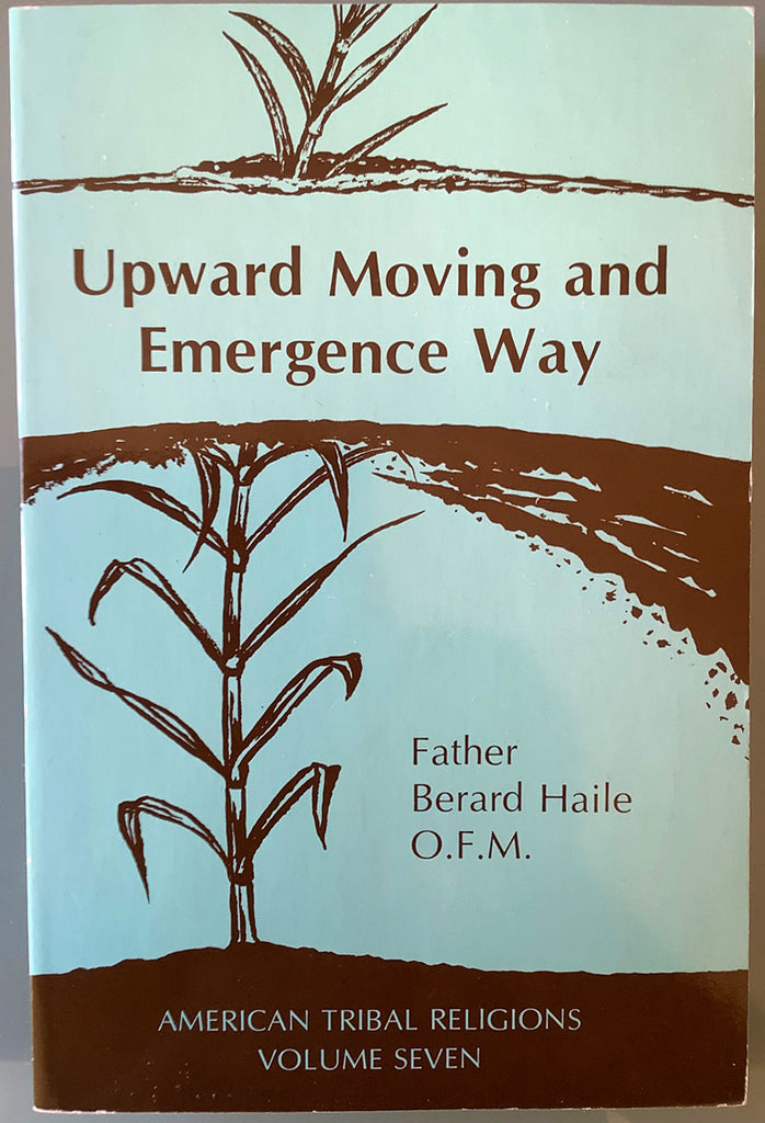 Upward Moving and Emergence Way cover