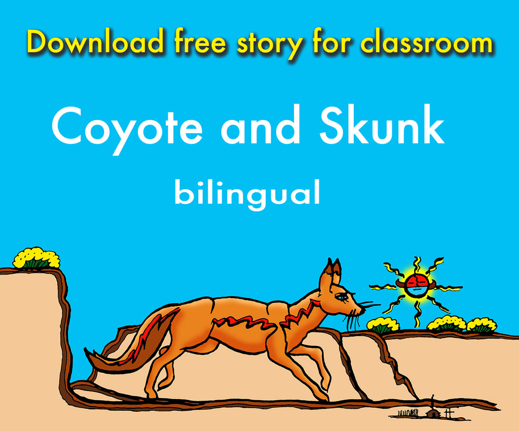 Coyote and Skunk
