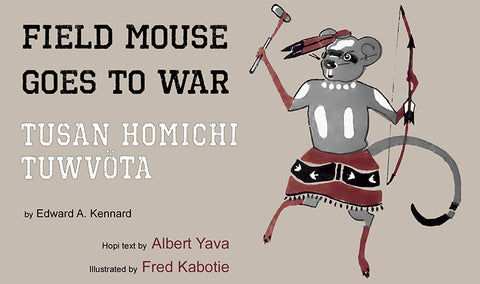 Field Mouse Goes To War  Tusan Homichi Tuvwöta