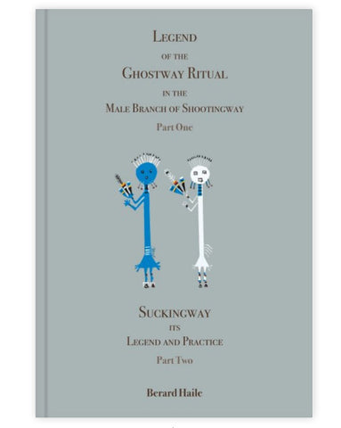 Legend of the Ghostway Ritual in the Male Branch of Shootingway Part One, Suckingway Part Two by Berard Haile