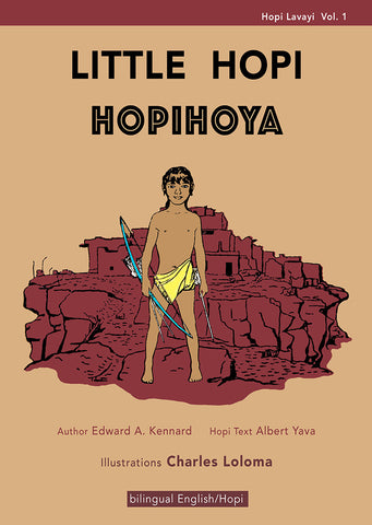 Little Hopi: Hopihoya