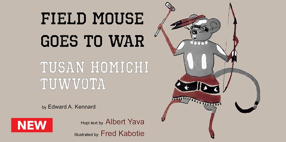 Field Mouse goes to War