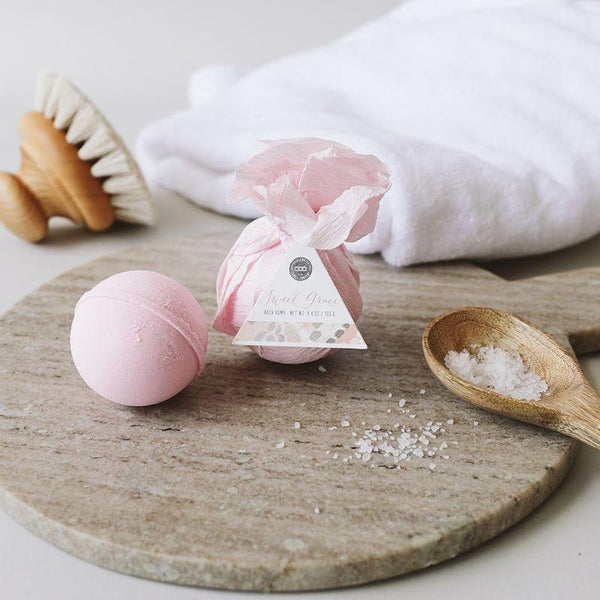 4 Pack Sweet Grace Bath Bombs