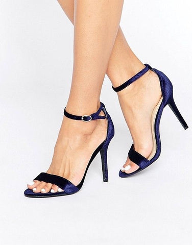 Rock The Night Velvet Heel