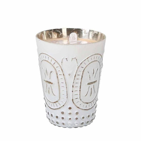 9.7oz Blanc Sweet Grace Candle Jar