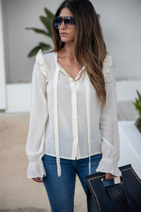 Sex And The City Blouse