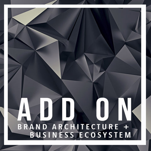 Brand Architecture, Business Ecosystem + Beyond