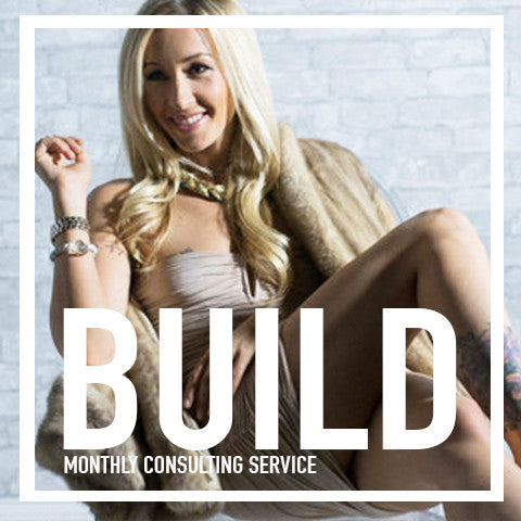 BUILD // Monthly Consulting Fee