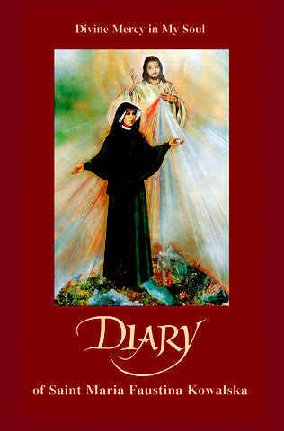 Diary of St Faustina Compact