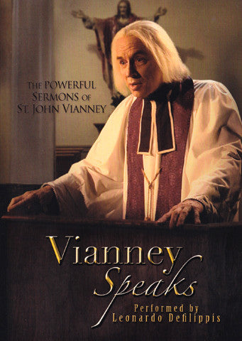 Vianney Speaks (DVD)