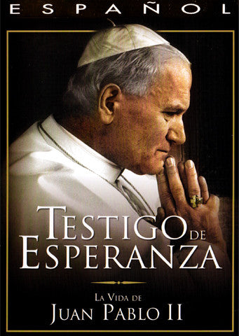 Witness to Hope Spanish (DVD)