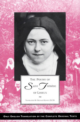 Poetry of Saint Thérèse