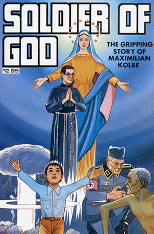 Soldier of God-Comic Book