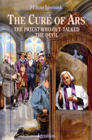 The Priest Who Out-Talked (Curé)